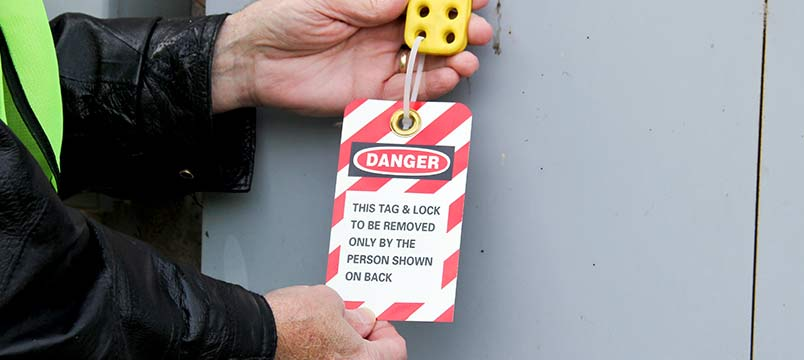 Lockout/Tagout Course